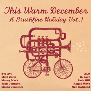 Brushfire Record's This Warm December Vol.1